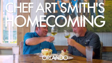 Emeril Lagassee and Chef Art Smith - Cooking Channel Segment - Social Teaser