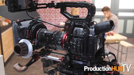 Canon Showcases the New Cinema EOS C200 Camera at IBC 2017