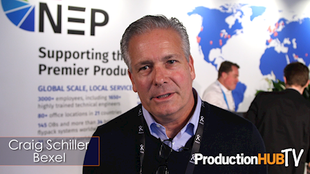 Bexel Global Broadcast Solutions Talks NEP Acquisition at IBC 2017