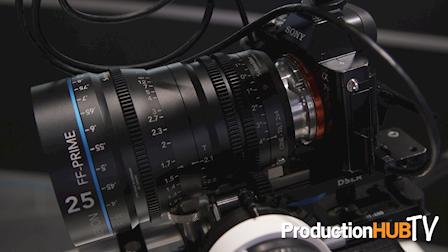 Schneider Kreuznach Showcases Xenon Full Frame Cine-Tilt Lenses to IBC 2017