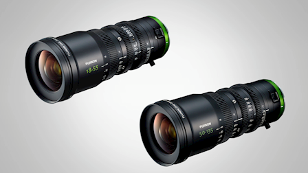 Fujifilm Showcases MK Cinema Zoom Lenses & Servo Control at IBC 2017