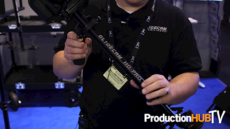 Glidecam Previews the new HD-Pro Stabilizer at IBC 2017