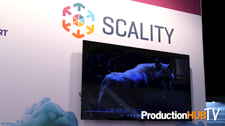Scality Showcases Multi-Cloud Software-Defined Object Storage for Media and Entertainment at IBC 2017