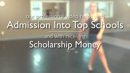 Professional Dance College Audition Showcase Videos