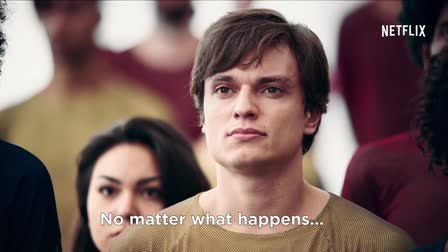 """3%"" Netflix original series - Trailer"