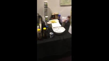 Atlanta Craft Services - Crafty Table