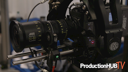 ARRI Introduces The New SRH-3 Stabilized Remote Head at NAB NY 2017