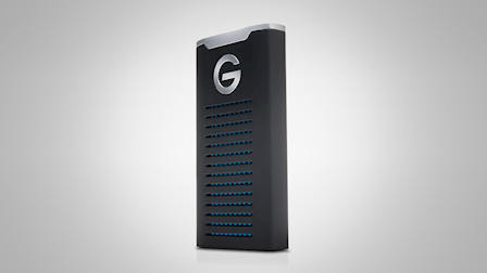 G-Technology Releases The New G-DRIVE Mobile SSD-R at NAB NY 2017