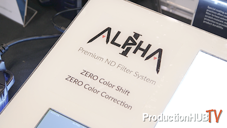 IDX System Technology Showcases Alpha-I IRND Filters At NAB NY 2017