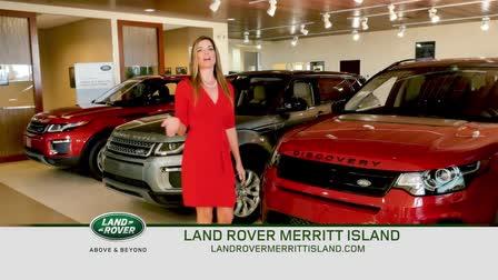 Land Rover Merritt Island