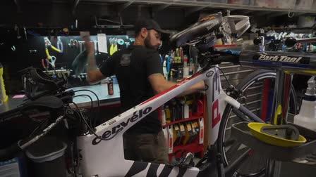 CycleSmart - IRONMAN