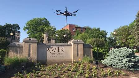 Aerial Drone VR Shoot