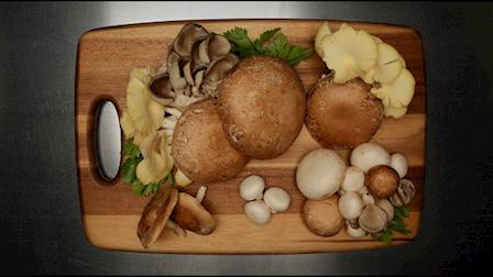 Country Fresh Mushroom - Convention Promotional Loop