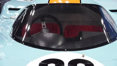 Gulf Racing - The Return of a Legend