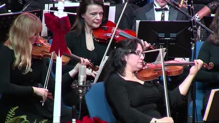 Live H.265 stream of SW Chicago Symphony Orchestra at Lighthouse church