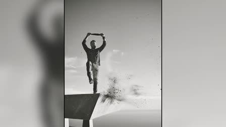 Men's Journal - Behind the Scenes with Gerard Butler