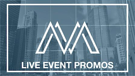 Live Events Promo Reel