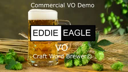 Eddie Eagle VO Commercial Demo