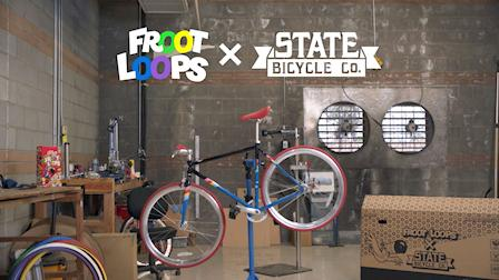 Froot Loops and State Bicycle