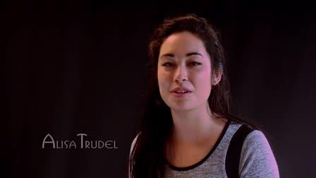 Interview Sample w/Alissa Trudel