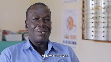 Dr. Patrick's Story: 3 Decades of Eye Care in Uganda