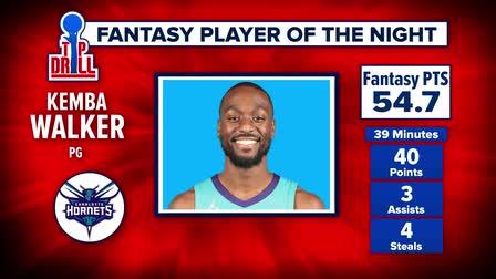 NBA Fantasy Recap 2/9/18