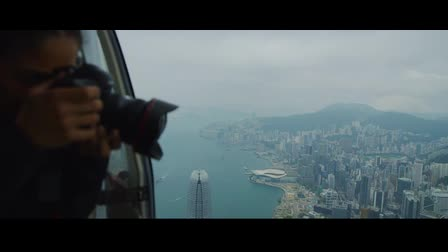 Misshattan Hong Kong Aerial Photography with Canon 11-24 F4