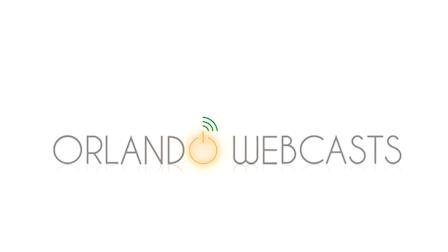 Orlando Webcasts Services & Capabilities Reel
