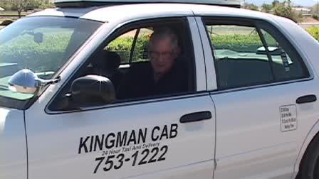 Kingman Cab Spot