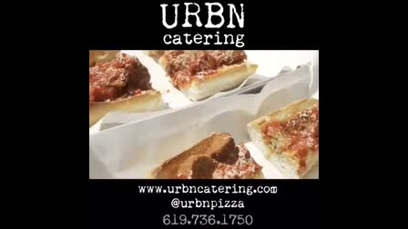 URBN Catering & Pizza Truck