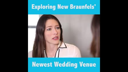 Exploring New Braunfels' Newest Wedding Venue