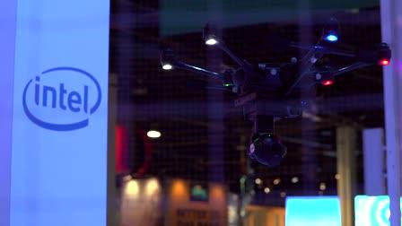 CES 2016 Intel Highlight Video