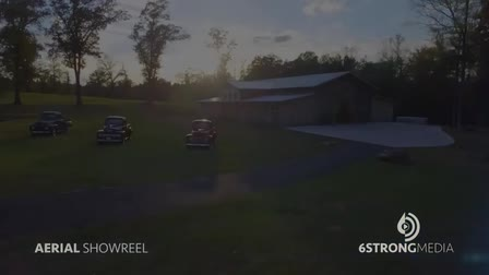 Aerial Showreel - 6 STRONG MEDIA