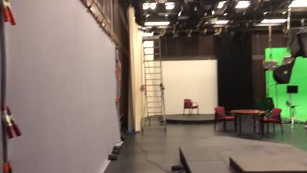 Studio - 60 x 40, 20 foot grid, 100+ instruments