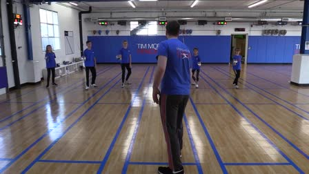 """""""Fitness Friday: Kids Fencing 3/16/18"""""""