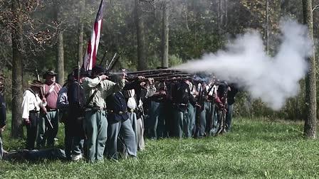 2nd Wisconsin Volunteer Infantry Association