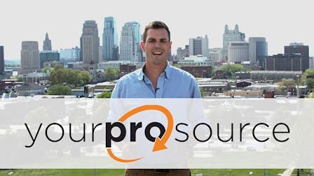 60 second web commercial explaining a business