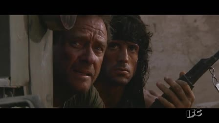 We're Watching Stallone Now!