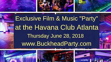 Film and Music Industry PARTY-  DATE CHANGE JUNE 28, 2018