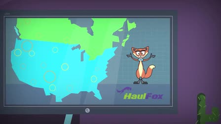 Haul Fox Animated Video