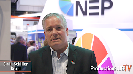 Bexel Global Broadcast Solutions Talks NEP Acquisition at NAB 2018