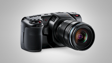 Blackmagic Design Announces Blackmagic Pocket Cinema Camera 4K at NAB 2018