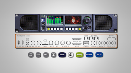 TSL Products Enhances Audio Range with SMPTE 2110 and Ember+ Support at NAB 2018