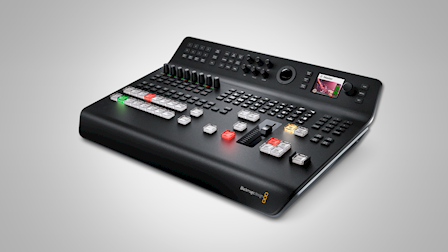 Blackmagic Design Announces New ATEM Television Studio Pro 4K at NAB 2018