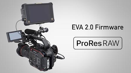 Panasonic Introduces EVA 2.0 Firmware Upgrade for Panasonic EVA1 at NAB 2018