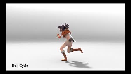 iAnimate Game Animation Reel