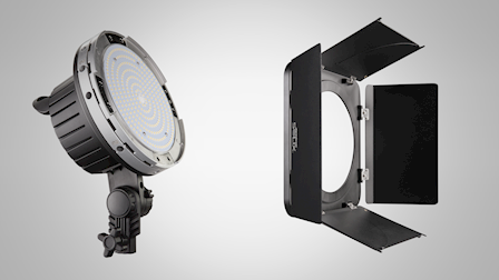 Westcott Introduces the New Compact Solix LED Light at NAB 2018
