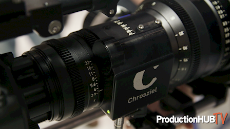 Chrosziel Unveils the Compact Zoom Control Kit for Zeiss Lightweight Zoom at NAB 2018