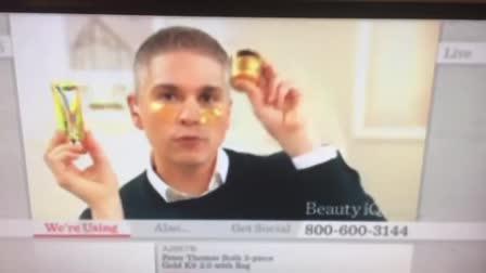 Live TV hair and makeup at QVC Studios