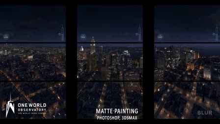 2018 Matte Painting Reel